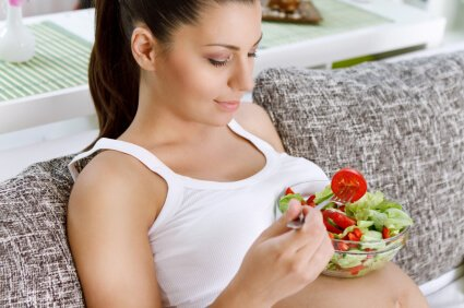 Витамин Е в Овощах
