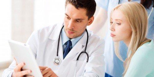 Консультация у врача (ЭКО)