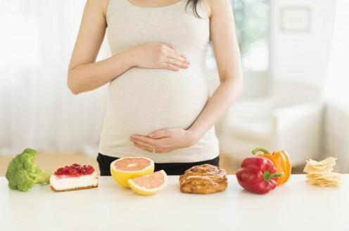 Питание для будущей мамы
