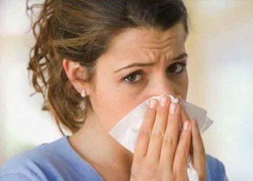 Аллергия при планировании беременности