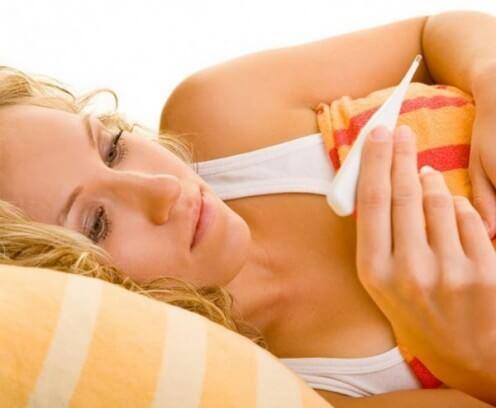 Базальная температура после зачатия