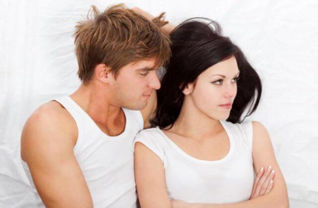 Как молочница влияет на сексуальное желание