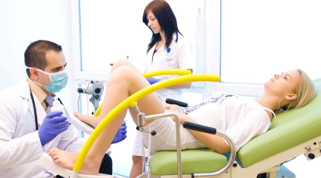 Опытный гинеколог