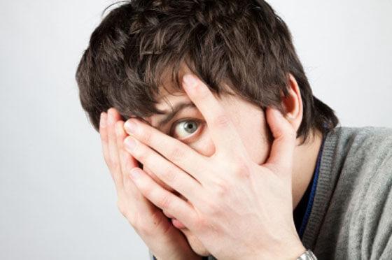 Нервозность у мужчин