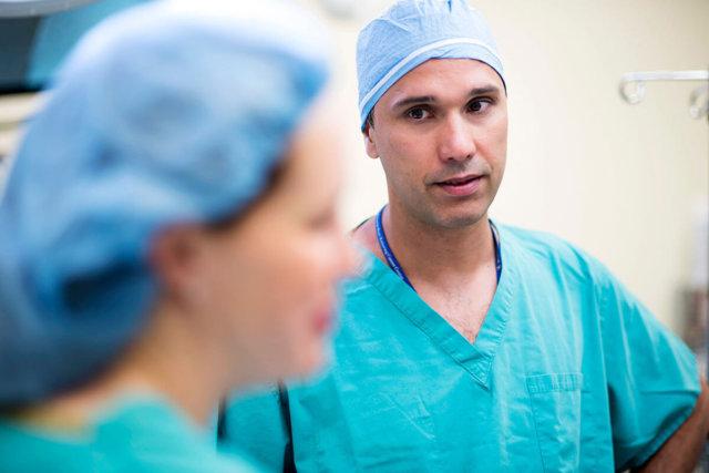 Хирургические вмешательства